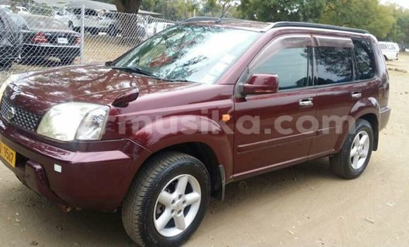 Buy Nissan X-Trail Red Car in Alexandra Park in Harare