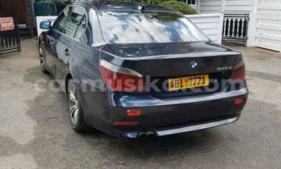 Buy BMW 5-Series Blue Car in Alexandra Park in Harare
