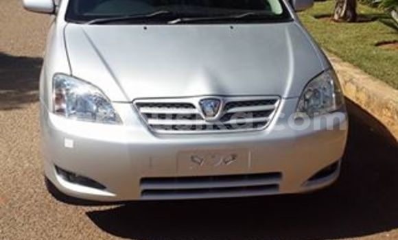 Buy Toyota Allex Silver Car in Alexandra Park in Harare