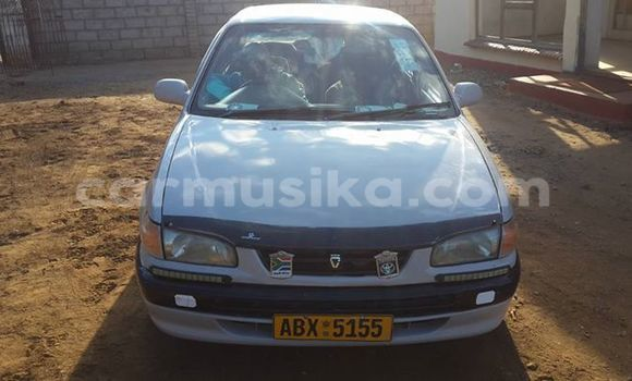 Buy Toyota Corolla Silver Car in Alexandra Park in Harare
