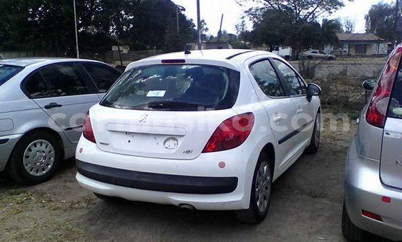 Buy Peugeot 206 White Car in Alexandra Park in Harare