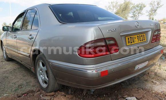 Buy Mercedes-Benz E-Class Silver Car in Alexandra Park in Harare