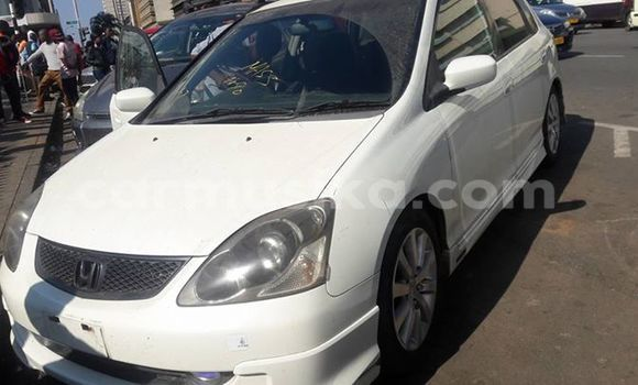 Buy Honda Civic White Car in Alexandra Park in Harare