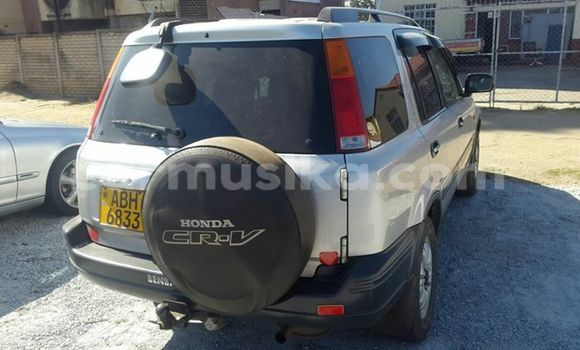 Buy Honda CR-V Silver Car in Alexandra Park in Harare