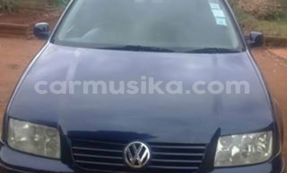 Buy Volkswagen Bora Blue Car in Alexandra Park in Harare