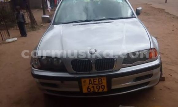 Buy BMW 3-Series Silver Car in Alexandra Park in Harare