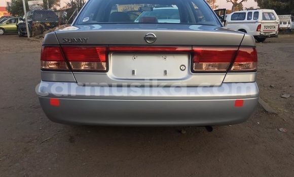 Buy Nissan Sunny Silver Car in Alexandra Park in Harare