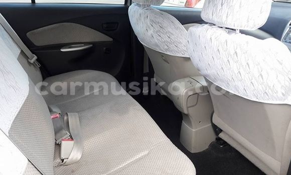 Buy Toyota Belta Silver Car in Alexandra Park in Harare